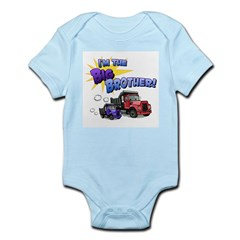 I'm the Big Brother! Infant Bodysuit