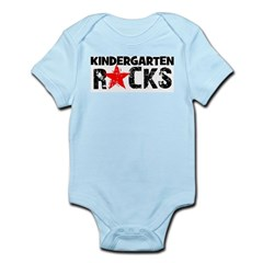 Kindergarten Rocks Infant Bodysuit
