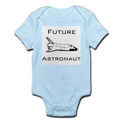 Future Astronau Infant Bodysuit