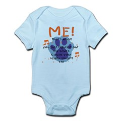 my-blueback Infant Bodysuit