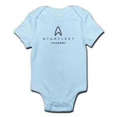Starfleet Academy Infant Bodysuit