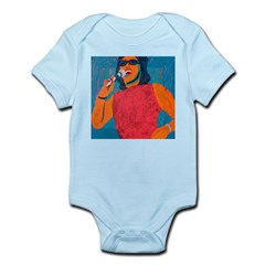 Joint is Jumping Infant Bodysuit