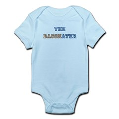 The Baconater Infant Bodysuit