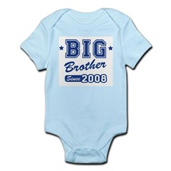 Big Brother Since 2008 Infant Bodysuit