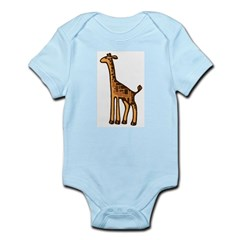 Giraffe Infant Bodysuit