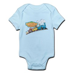 Little Engine That Could Infant Bodysuit