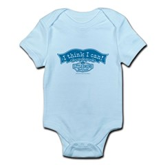 I Think I Can Arch Vintage Infant Bodysuit