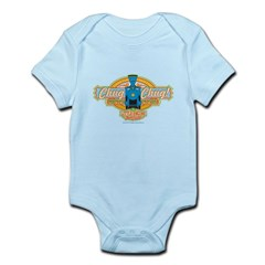 Chug Chug Forward Infant Bodysuit