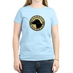 Black Lab Crest - Women's Light T-Shirt