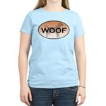 Labrador Woof Women's Light T-Shirt