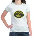 Sierra County Sheriff Jr. Ringer T-Shirt