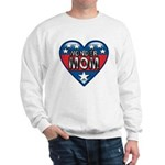 Heart Wonder Mom Mother's Sweatshirt