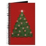 Celtic Christmas Tree Journal
