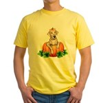 Yellow Labr-O-Lantern Yellow T-Shirt