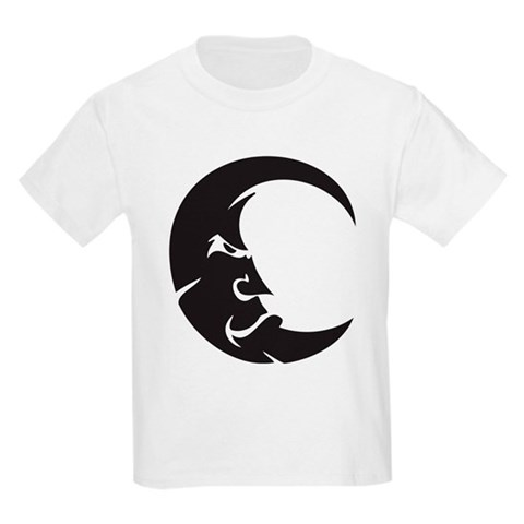 Tribal Moon Tattoo T-Shirt