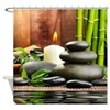 Zen Display Shower Curtain