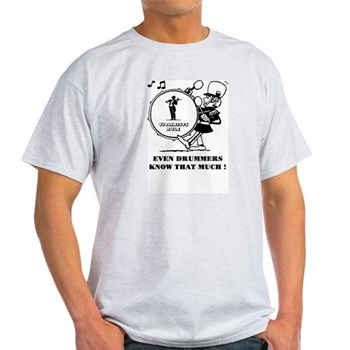 Violin Shirt  Drummers Know Violinist Rule