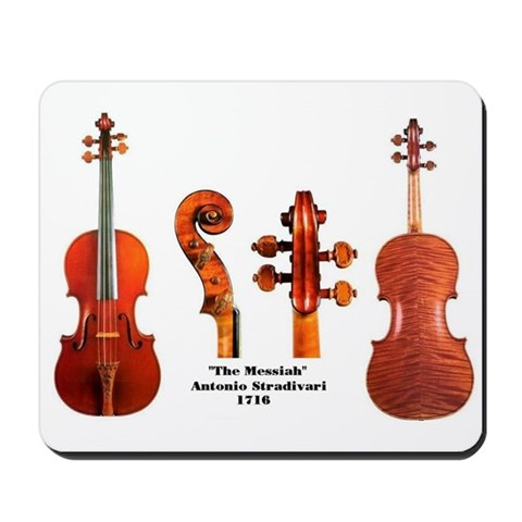 Strad Mouse Pad