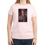 David Hume Philosophy Women's Pink T-Shirt