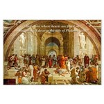 Raphael School of Athens Large Poster