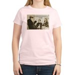 Leo Tolstoy: God Quotes Women's Pink T-Shirt