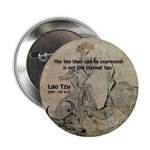 "Lao Tzu Philosophy of Tao 2.25"" Button (10 pack)"