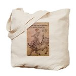 Lao Tzu Philosophy of Tao Tote Bag