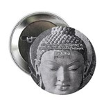 "Buddha Buddhism Quote Picture 2.25"" Button (100 pa"