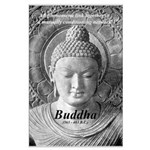 Buddha Buddhism Quote Picture Large Poster