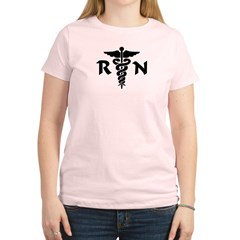 RN Symbol Women's Light T-Shirt