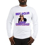 Merry Christmas ACLU Long Sleeve T-Shirt