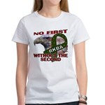 Conservative Second Amendment Women's T-Shirt