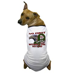 Conservative Second Amendment Dog T-Shirt