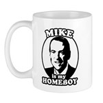 Mike Huckabee is my homeboy Mug