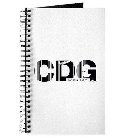 Paris CDG France Airport Code Journal