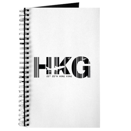 Hong Kong HKG Airport Code Journal