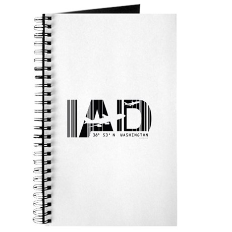 Washington Dulles IAD Air Wear Journal