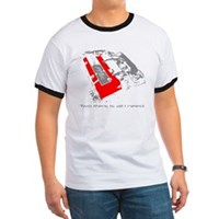 2 liters honda T-shirt