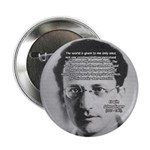 "Erwin Schrodinger One Reality 2.25"" Button (10 pac"