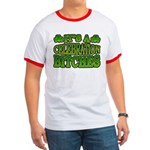 It's a Celebration Bitches Shamrock Ringer T