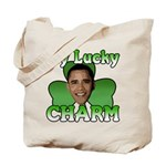 Obama My Lucky Charm Tote Bag