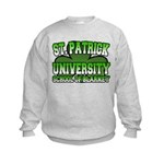 St. Patrick University School of Blarney Kids Swea