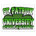 St. Patrick University School of Blarney Small Pos