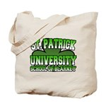 St. Patrick University School of Blarney Tote Bag