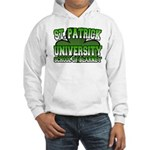 St. Patrick University School of Blarney Hooded Sw