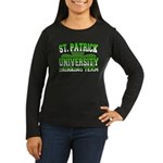St. Patrick University Drinking Team Women's Long