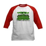 Team St. Patrick Kids Baseball Jersey