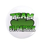 "Team St. Patrick 3.5"" Button (100 pack)"