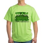 Team St. Patrick Green T-Shirt