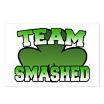 Team Smashed Postcards (Package of 8)